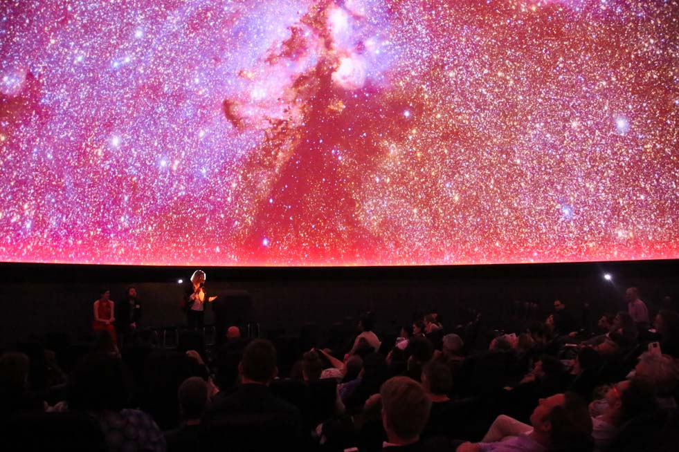 UNDER THE DOME EXPERIMENTAL FILM FESTIVAL
